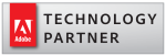 Adobe Technology Partner badge